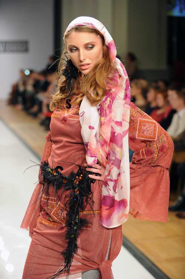 Показ Vladislav Aksenov в рамках DnN St.Petesburg Fashion Week. Изображение № 4.