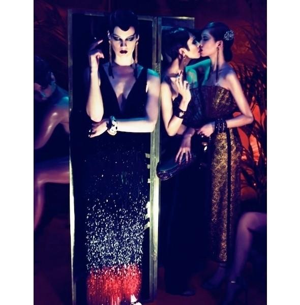Изображение 18. Съемки: i-D, Interview, POP и Vogue.. Изображение № 18.