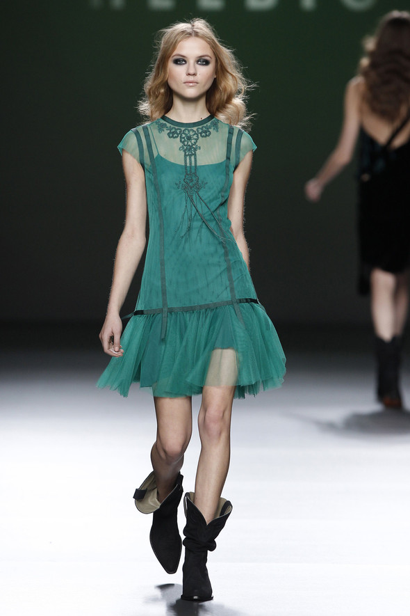 Madrid Fashion Week A/W 2012: Teresa Helbig. Изображение № 16.