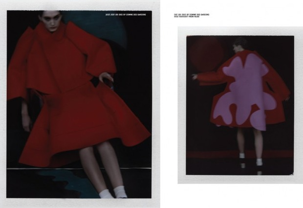 Вышли новые съемки Vogue, i-D, 10 и Interview. Изображение № 11.