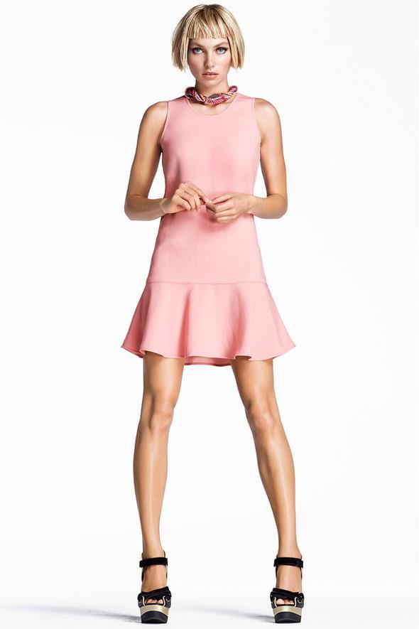 Джессика Харт в рекламе H&M. Изображение № 5.