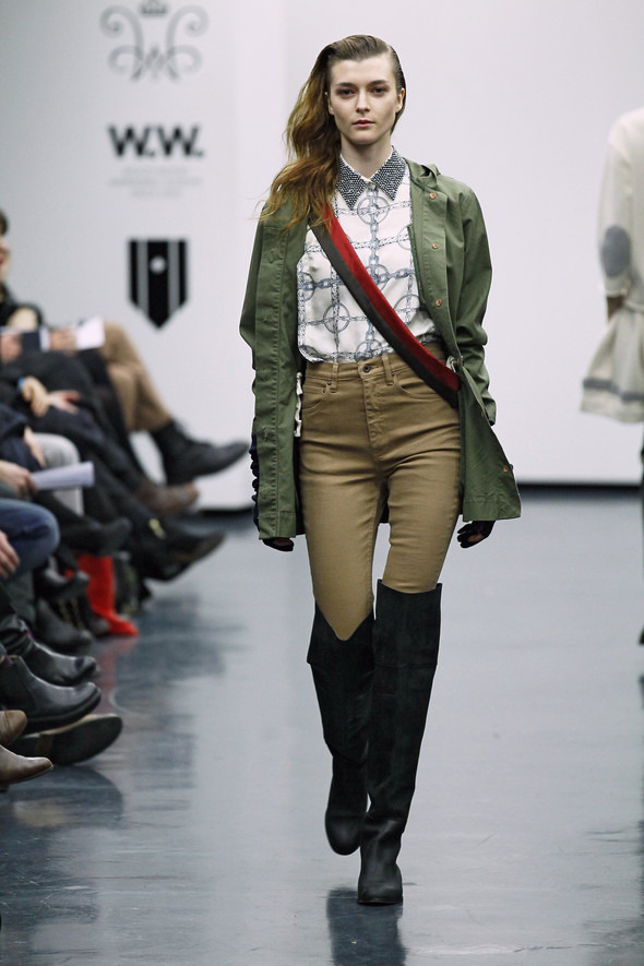 Berlin Fashion Week A/W 2012: Wood Wood. Изображение № 26.