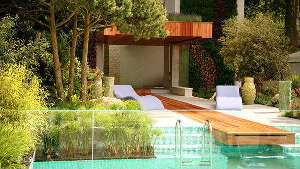 A Monaco Garden. Изображение № 1.