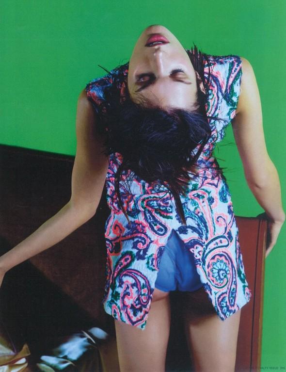 Съёмки: i-D, Tush, Vogue и другие. Изображение № 5.