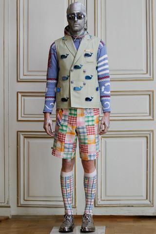 Неделя мужской моды в Париже: День 5. Изображение № 14.