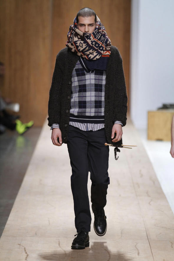 Изображение 41. Milan Fashion Week. Часть 2.. Изображение № 41.