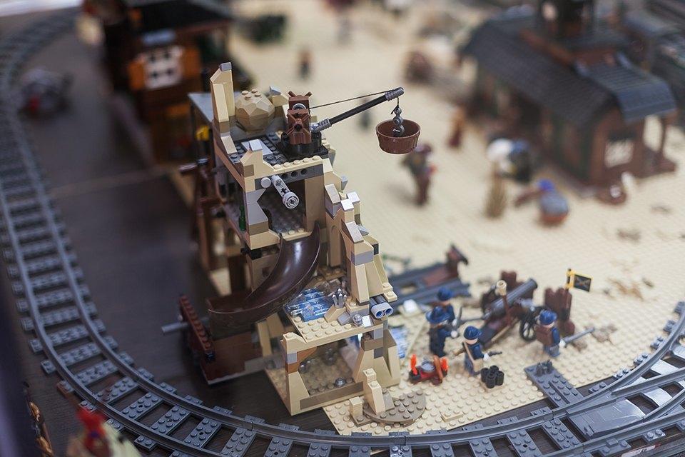 Как выглядит первый музей LEGO в Санкт-Петербурге. Изображение № 7.