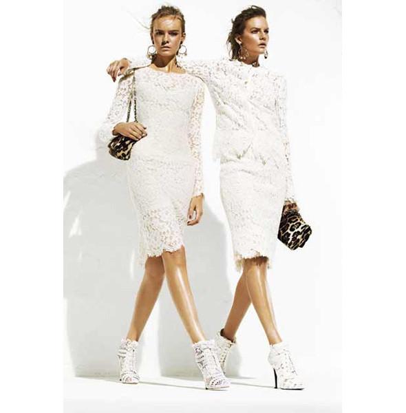 Изображение 210. Лукбуки: Dolce & Gabbana, Opening Ceremony, Uniqlo и другие.. Изображение № 10.