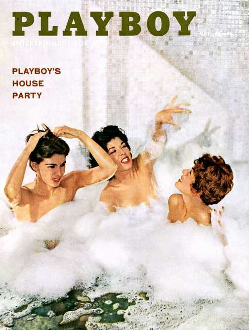 Тотсамый Playboy. Изображение № 13.