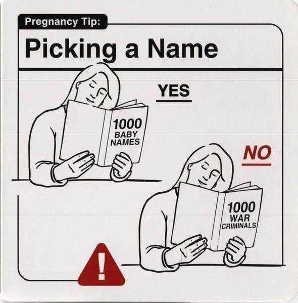 Инструкция длянемного беременных людей. Изображение № 12.