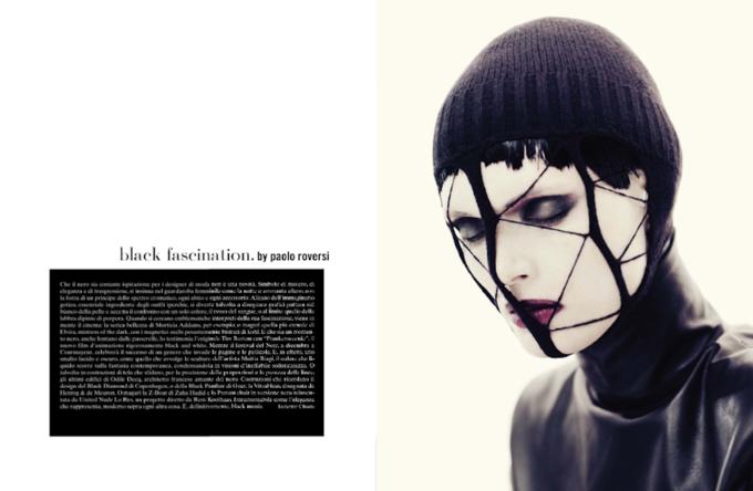 Вышли новые съемки из Grey, Numero, The Room и других изданий. Изображение № 44.