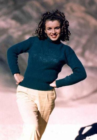 Изображение 3. Marilyn Monroe, pin-up girl.. Изображение № 11.