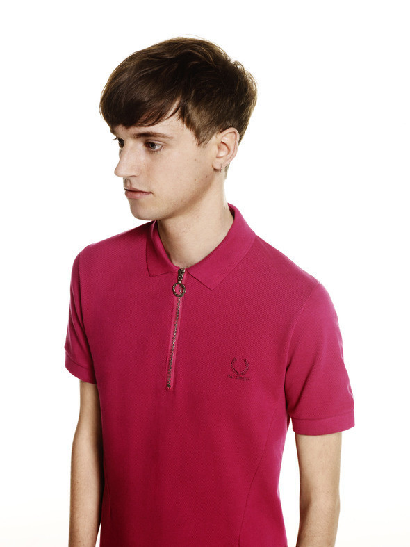 Изображение 2. Fred Perry and Raf Simons Collaboration Spring Summer 2011.. Изображение № 1.