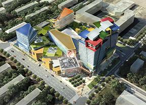 Проект компании «ЭНКА ТЦ» в Москве получил международное признание. Изображение № 1.
