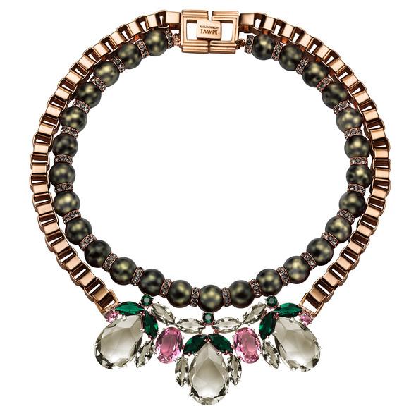 Юбилейная коллекция от ювелирного дома Mawi представлена в Harrods. Изображение № 28.