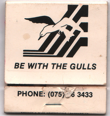 Коллекция Американских спичечных коробков. Изображение № 44.