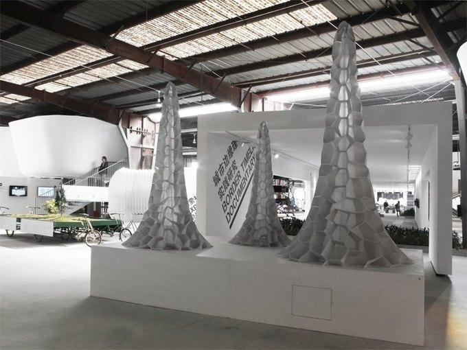 Китайский архитектор представил концепцию небоскрёба-деревни. Изображение № 5.