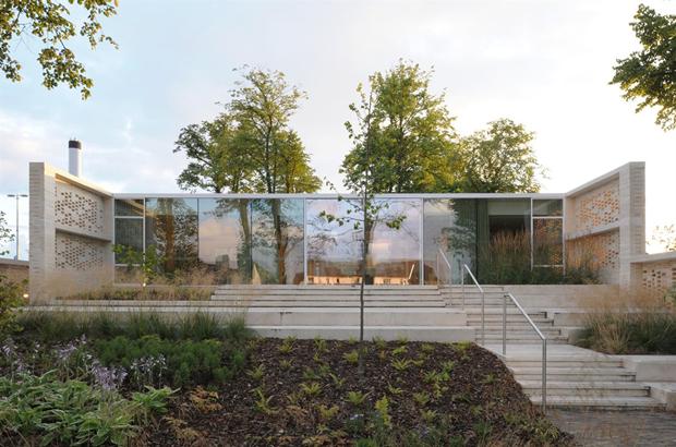 Maggie's Lanarkshire (Эйрдри, Шотландия) / Reiach And Hall Architects.. Изображение № 15.