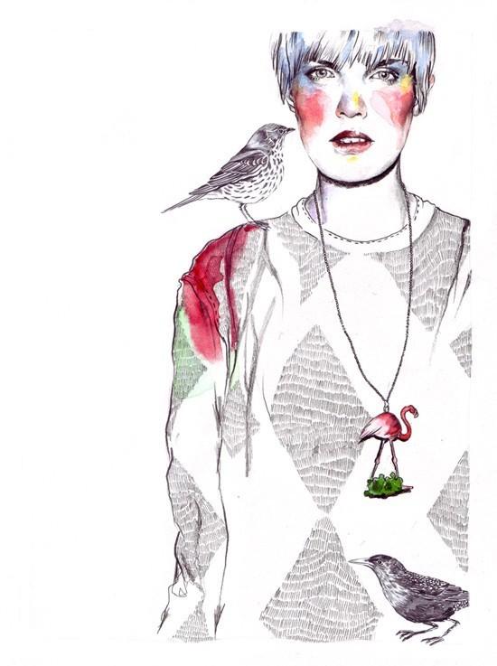 Иллюстратор Esra Roise. Изображение № 2.