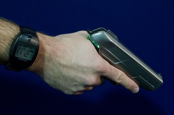 Прирученный пистолет от Armatix. Изображение № 1.