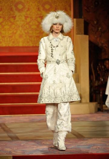 Россия глазами Chanel. Изображение № 12.