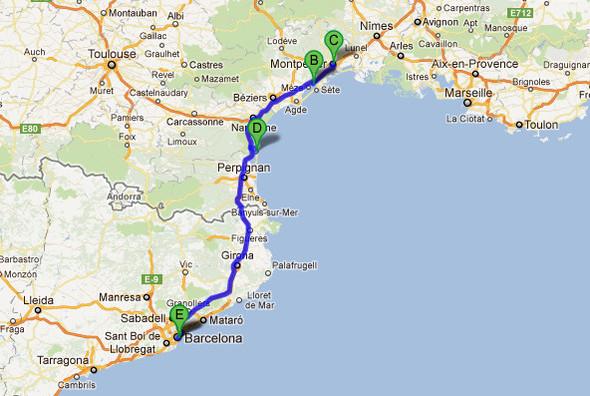 Из Испании во Францию: Устрицы, бары и трамвай Кристиана Лакруа. Изображение № 5.