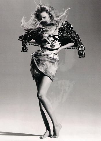 "British Vogue ""Gypsy Girl"". Изображение № 7."