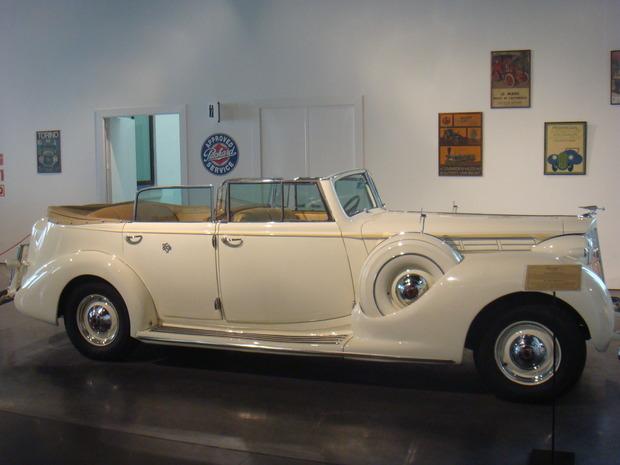 Испанский музей ретро-автомобилей. Изображение № 14.