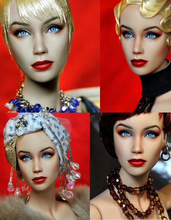Куклы - селибрити Ноэля Круза. Изображение № 19.