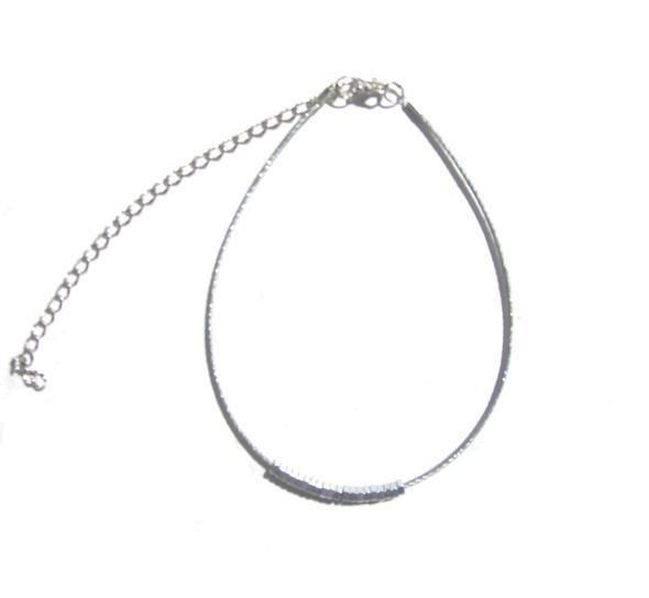 Ожерелья из цепей гаек и сантехнического шнура. Часть1. Изображение № 3.