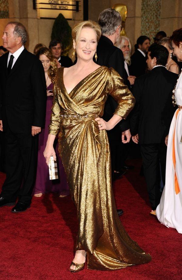 """Красная ковровая дорожка """"Оскар 2012"""". Изображение № 11."""