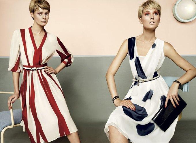 Max Mara, Prada и другие марки выпустили новые кампании. Изображение № 60.