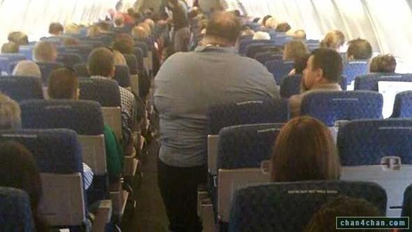 Полные пассажиры будут доплачивать за свой авиабилет. Изображение № 3.