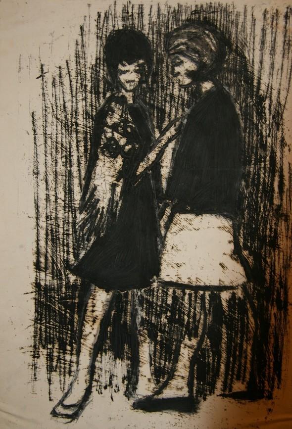 Голуб Л. - художник из СССР. Изображение № 1.