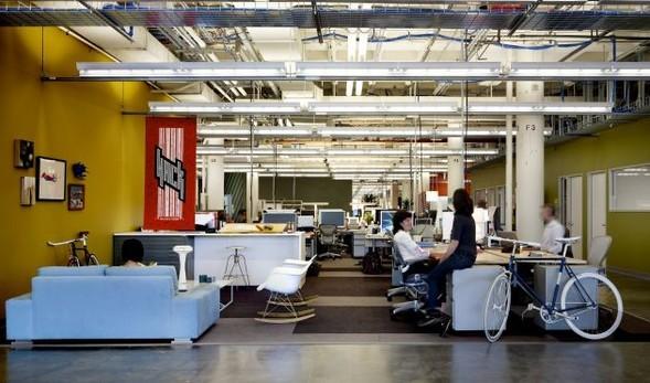 Офис Facebook вПало-Альто. Изображение № 4.