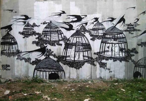 Искусство на улицах. Изображение № 21.
