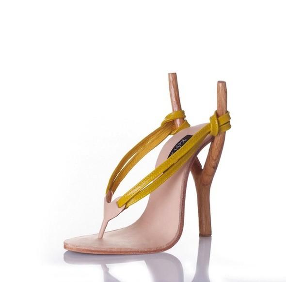 Найстраннейшие женские туфельки. Изображение № 6.