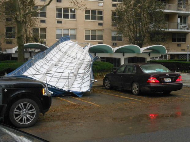 Эгоистические заметки о том, как я повстречался с супер-ураганом Сэнди. Изображение № 16.