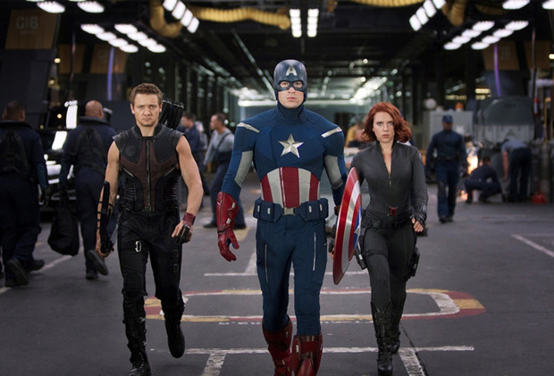 «Мстители» вошли в тройку самых кассовых фильмов всех времен. Изображение № 2.