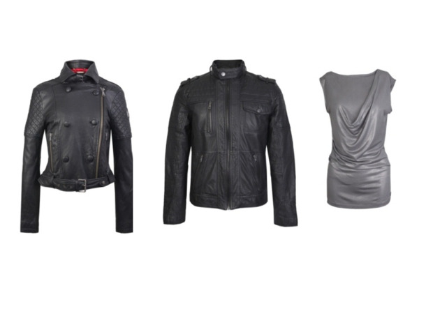 Calvin Klein Jeans Осень-Зима 2012: Liquid Metal. Изображение № 2.