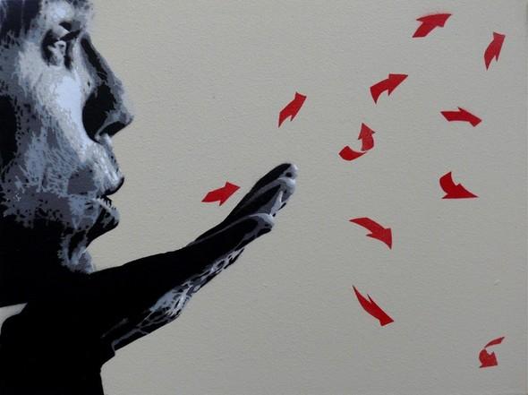 Граффити от легенды стрит-арта Jef Aerosol. Изображение № 6.