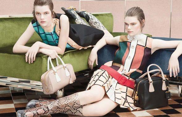 Изображение 20. Кампания: Prada FW 2011.. Изображение № 20.