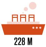 Факты и цифры: Фильм «Титаник» в «Оскарах», литрах и долларах. Изображение № 9.