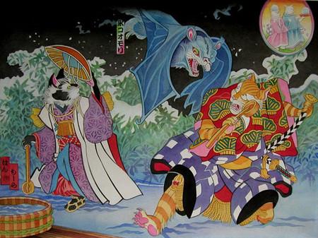 Звериная Япония Мойры Хан. Изображение № 21.