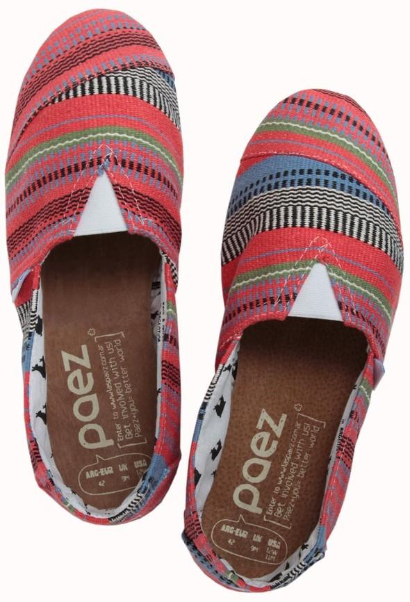Обувь PAEZ  . Изображение № 4.