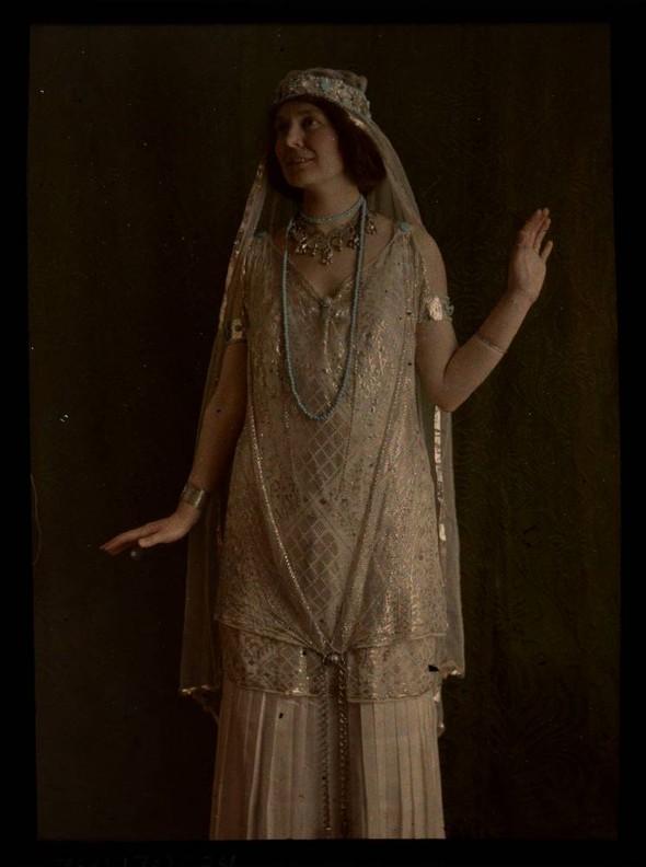 Автохром Люмьер – цветные фотографии начала XX века. Изображение № 4.