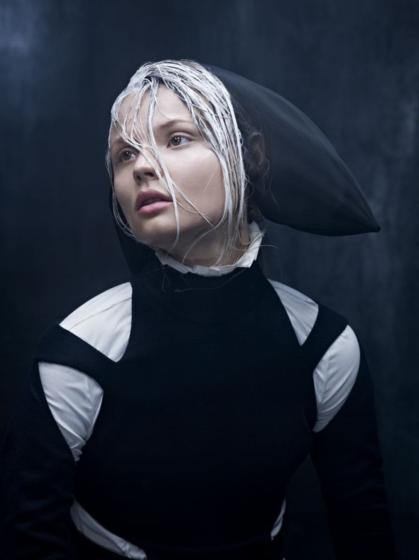 Съёмка: Магдалена Фрацковяк для Dansk. Изображение № 4.