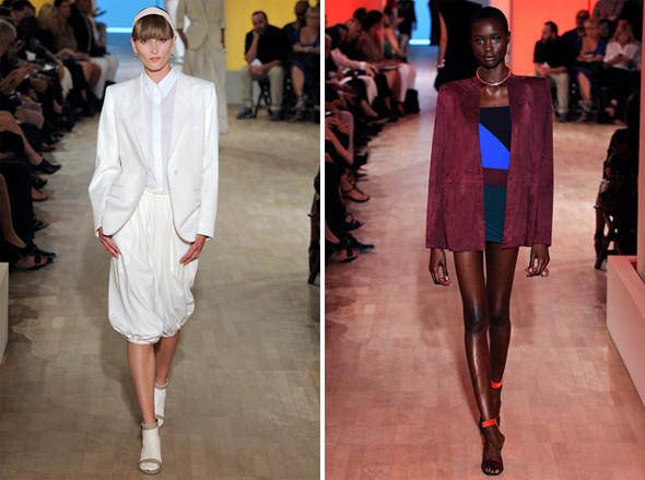 Показы Paris Fashion Week SS 2012: День 6. Изображение № 5.