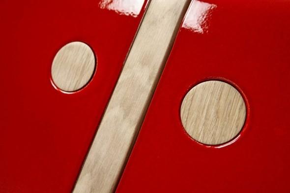Дизайн мебели Keramos от Coprodotto. Изображение № 8.