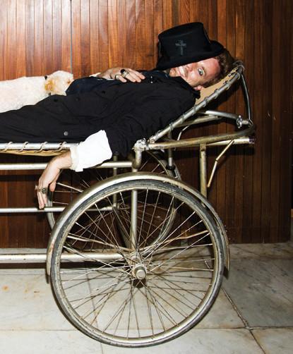 Ewan McGregor для Bullett Magazine. Изображение № 6.